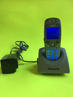 Panasonic Kx-td7695 Dect 6.0 Wireless Phone