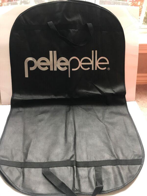 """Pellepelle Garment Bag Black 38"""""""