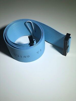 2.54mm Pitch 34 Pin 34 Way Ff Du Pont Idc Flat Ribbon Cable Connector 3ft.91cm