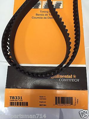 CONTINENTAL ENGINE TIMING BELT FOR VOLVO -- TB331