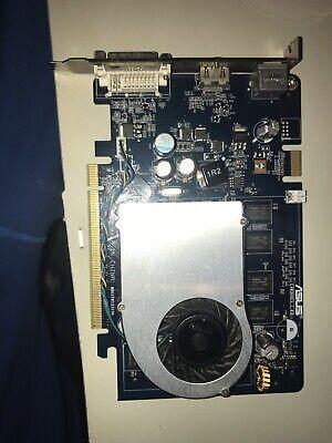 5189-2509 - 256MB/ Geforce 8500GT DVI/ Hdmi/ S-VIDEO PCI Express X16