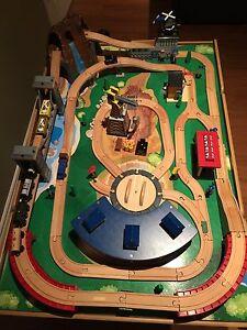 Train et table Imaginarium ++