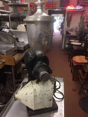 Vintage Hobart Industrial Coffee Grinder Model 275 - Great Collectible!