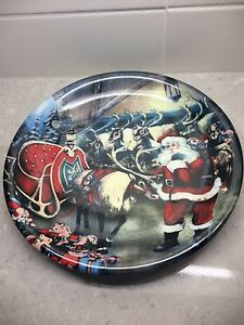 Christmas Plates from Details