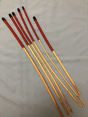 Six of the Best - Kooboo Rattan School Cane Set of 6 canes - IMPERIAL (Six Of The Best Caning)