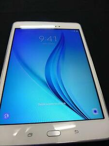 SAMSUNG GALAXY TAB A - 16GB - WI FI with charger Campbelltown Campbelltown Area Preview