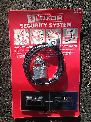 Luxor Computer Lock Security System
