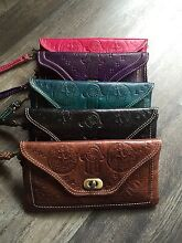 Moroccan leather clutches Bonogin Gold Coast South Preview