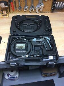 Camera d'inspection sans-fil tout équipée avec coffret whistler