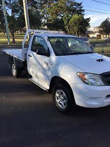 2007 TOYOTA HILUX SR KUN26R TURBO DIESEL 4X4 ALLOY TRAY,1 OWNER Westmead Parramatta Area Preview