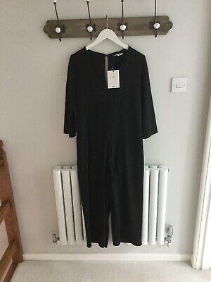 ZARA Jumpsuit Size L 14 BNWT