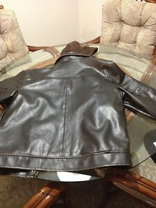 Guess, leather jacket