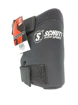 Schutt EZ Slider Short Baseball Softball Sliding Knee Pad Black Large Left NWT