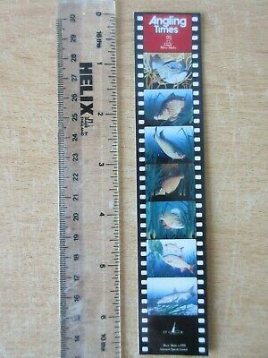 Very Rare Angling Times Bookmark- Unissued Promotion - The only one produced