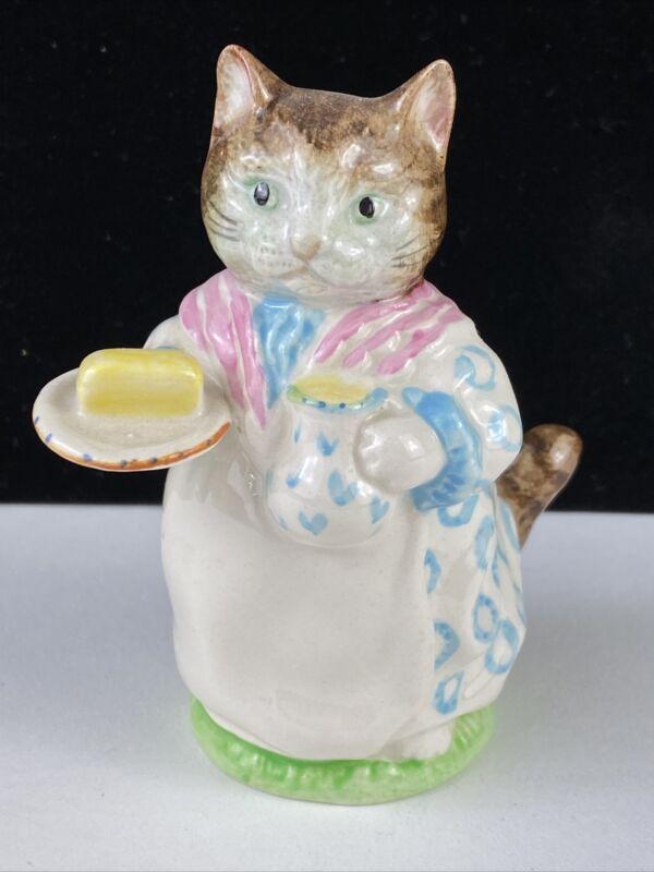 Vintage Porcelain Beatrix Potter Beswick England, Ribby 1957