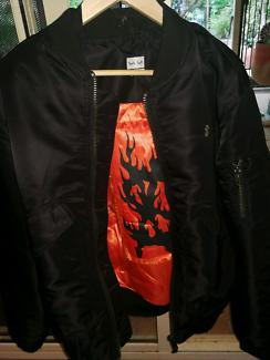 Ksubi travis scott bomber jacket