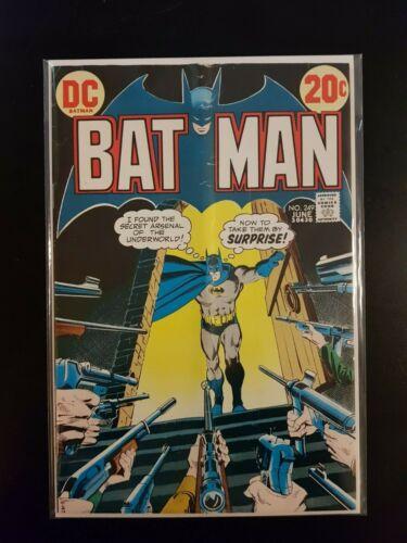 Batman #249, DC Comics, 1973!