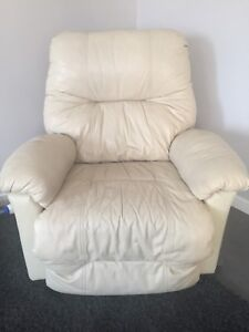 Leather La-Z-Boy Recliner