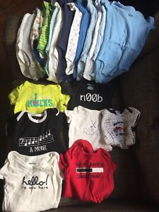 Boys lot (3-6m, 6-12m) over 90 pcs!!!