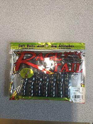 "Select Color RGPB Strike King Rage Tail Punch Bug 3.5/"" Soft Plastic Craw 7PK"