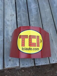 TCI C6 Scatter shield