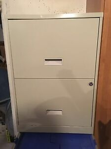 2 drawer filing Cabinet $50 obo