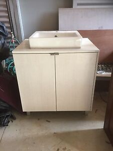 Bathroom vanity Mount Colah Hornsby Area Preview