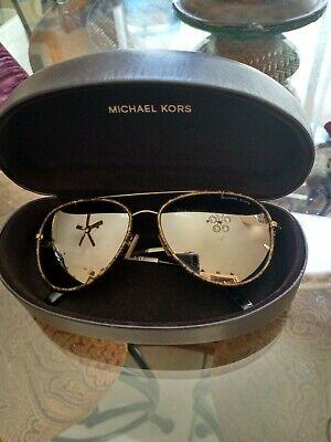 Michael kors sunglasses Aviator, Brown Color