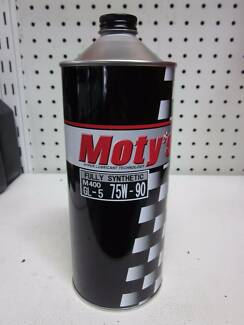 Moty's M400 (Gear Oil) Welshpool Canning Area Preview