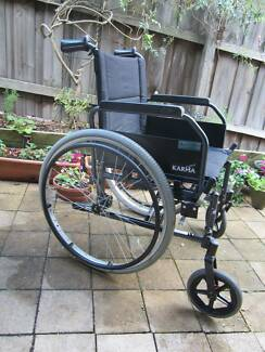 Karma lightweight transit manual wheelchair