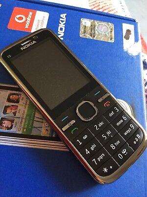 Cellulare Nokia C5 00 C5-00, usato usato  Brezza