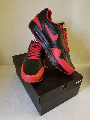 Nike iD Air Force 1 AF1 High Retro Bred Chicago Bulls Shoes AQ3771 992 Size 11.5 | eBay