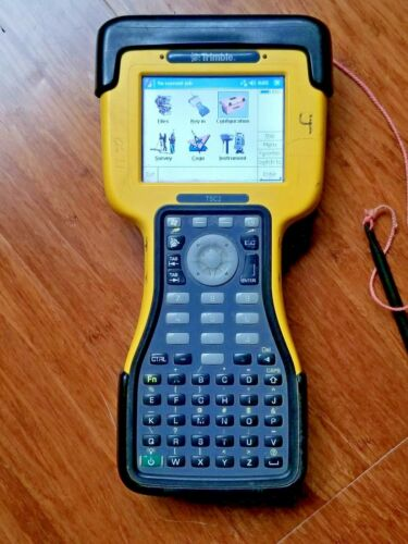 Trimble TSC2 Glonass GPS Total Station Data Collector w/ Survey Controller 12.50
