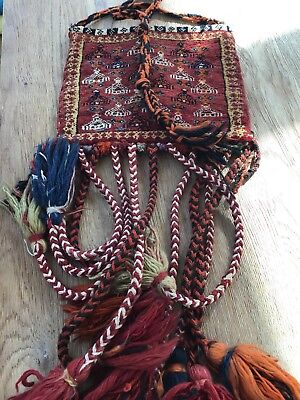 Persian Carpet Bag