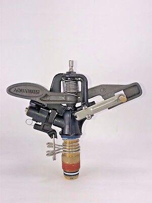 5 New Hd Aqua Burst X-25 12 Adj Multi-composite Impact Sprinklers 13.99 Ea