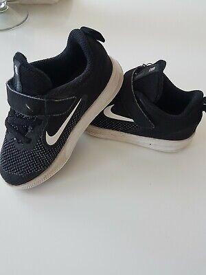 Boys Nike Trainers Size UK 7.5 Infant