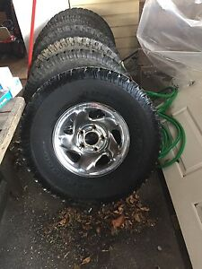 BF Goodrich tires for sale(like new)