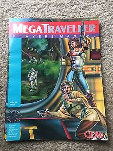 MegaTraveller: Players' Manual