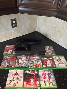 XBOX One Kinect Bundle For $280!!! Comes with Games, Controller