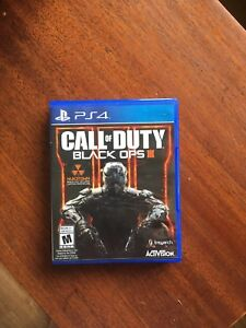 Call of duty BO3 for PS4