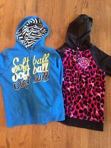 Girls Justice hoodies