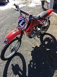 05 Honda CRF 100F & Ownership