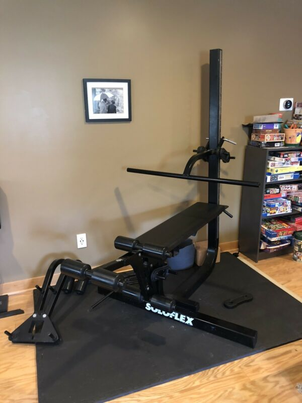 Soloflex Home Gym (Complete)