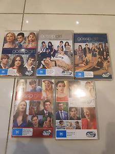 Gossip Girl Seasons 1-5 Greenacres Port Adelaide Area Preview