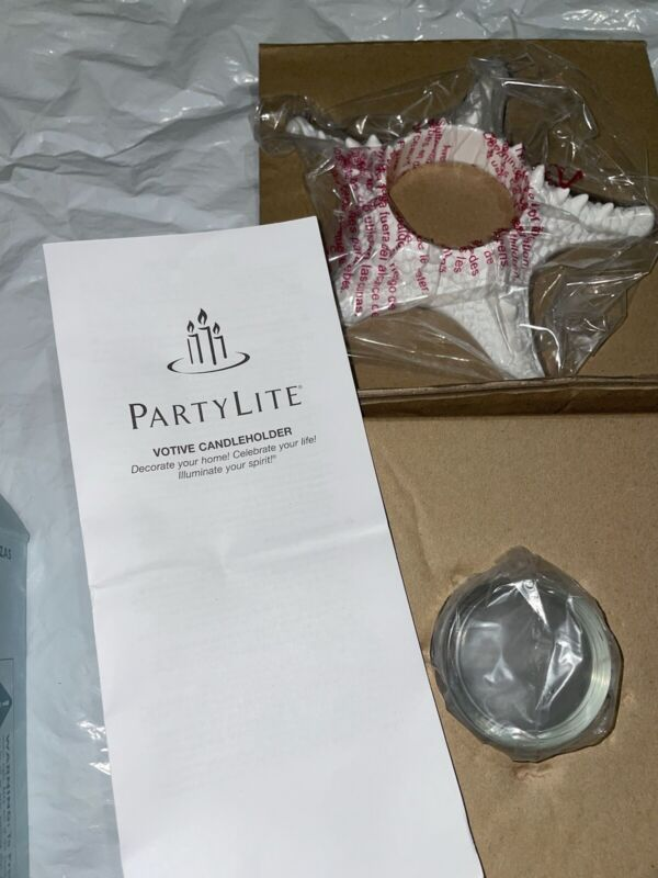 Partylite Starfish Votive Holder -- NIB