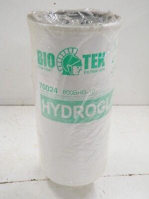Cim-tek Bio-tek 70024 10 Micron Biodiesel Hydroglass Filter