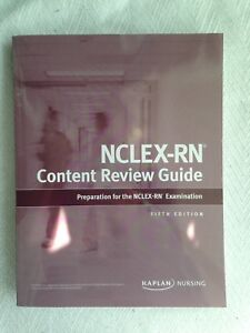 Kaplan NCLEX-RN Content Review Guide