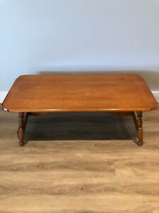 Roxton Maple Coffee Table