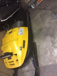 Looking to sell a 1986 skidoo citation