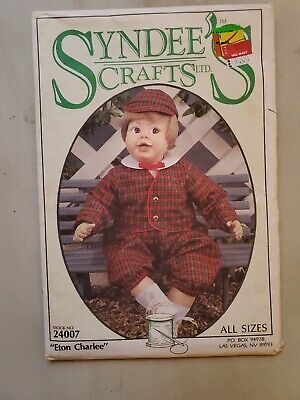 UNCUT Syndee's Crafts Pattern 24007